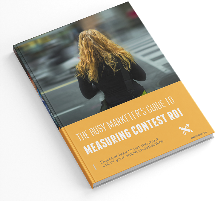 Free Guide: Marketers Guide to Measuring Contest ROI